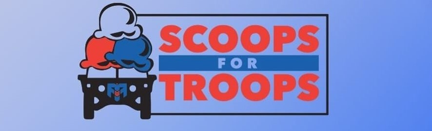 Scoops for Troops